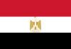 Illustration of Egypt flag
